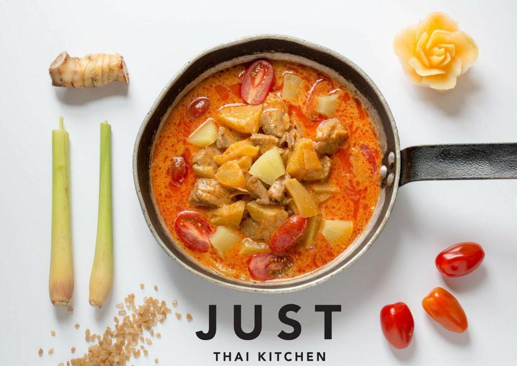 Just Thai Kitchen range