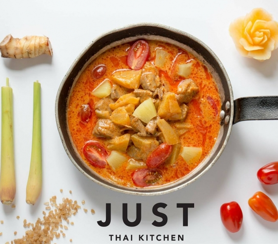 Calveley Mill now offer the delicious Just Thai Kitchen range