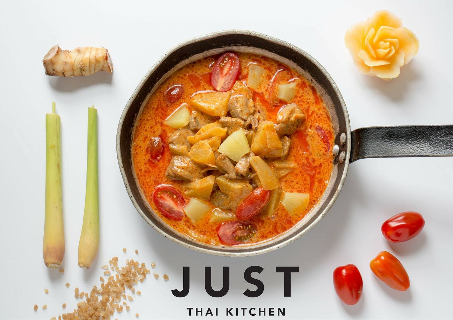 Stockists Of Just Thai Kitchen Range J S Bailey Ltd