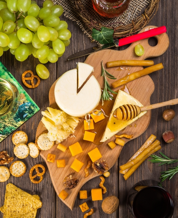 What are good cheese board accompaniments?