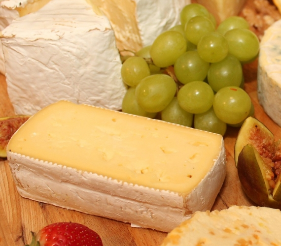 The world's largest cheese board has been unveiled