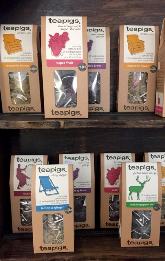 Brand spotlight – Teapigs