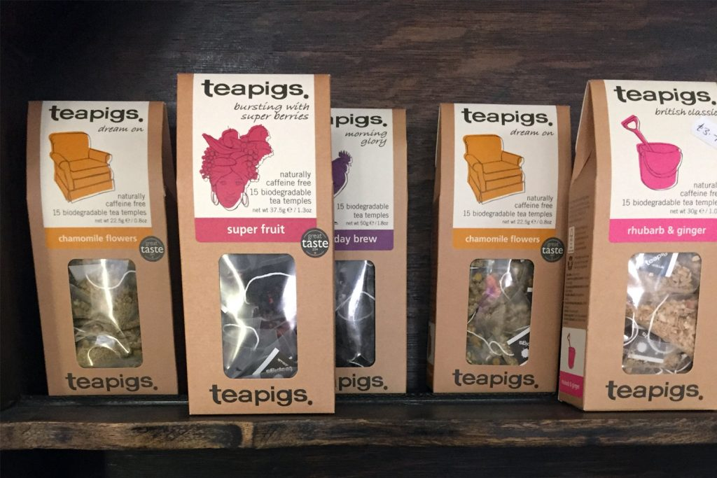 Teapigs products