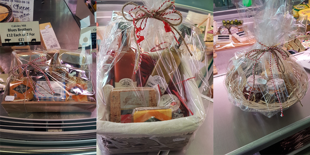christmas hampers chester