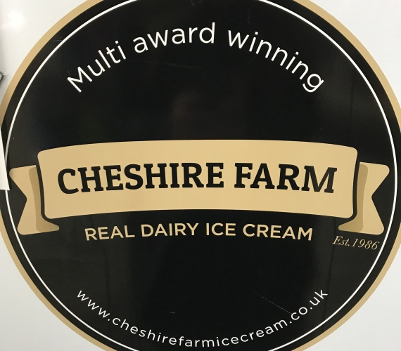 Brand spotlight: Cheshire Farm Ice Cream
