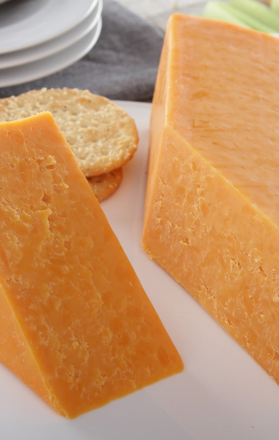 The history of British cheese manufacturing