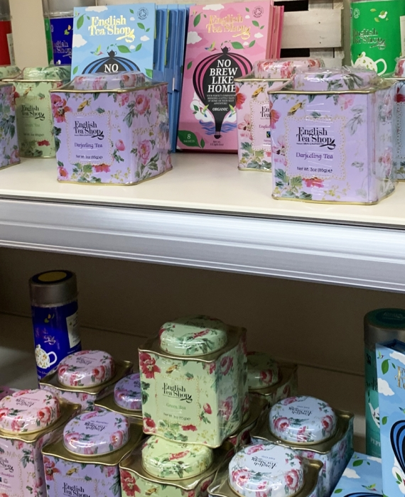Brand Spotlight – English Tea Shop