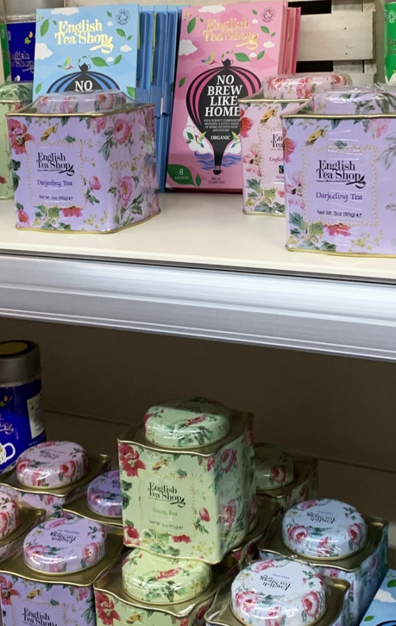 Brand Spotlight – English Tea Shop