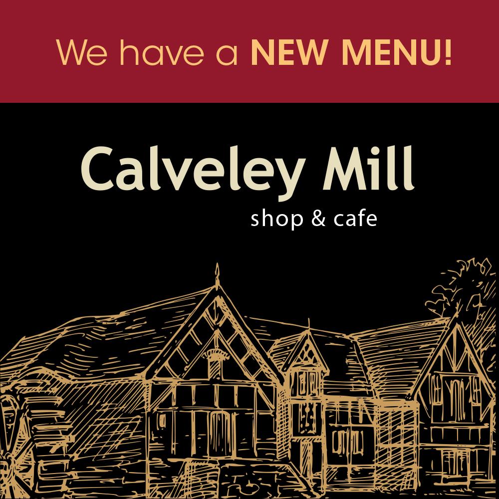 new calveley mill menu