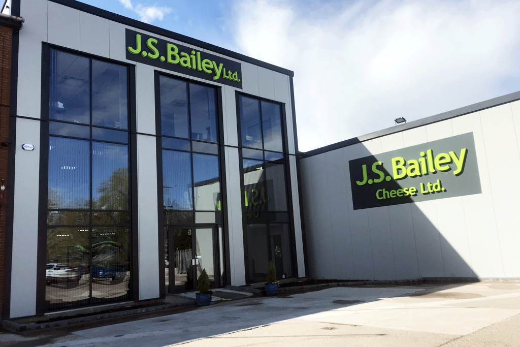 New JS Bailey offices