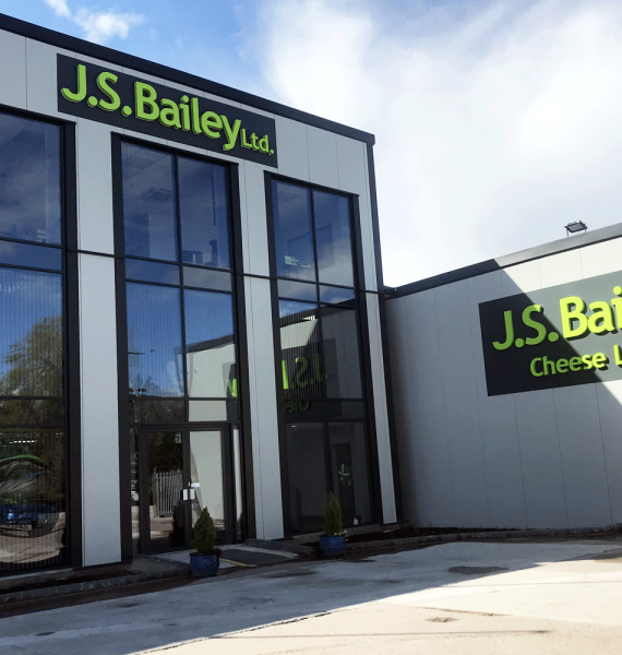 J.S. Bailey unveils brand new offices