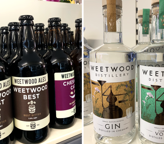 Brand spotlight – Weetwood Ales
