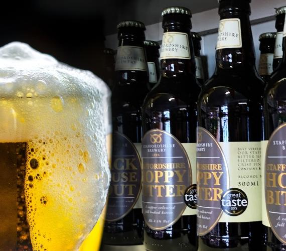 Brand spotlight – Staffordshire Brewery